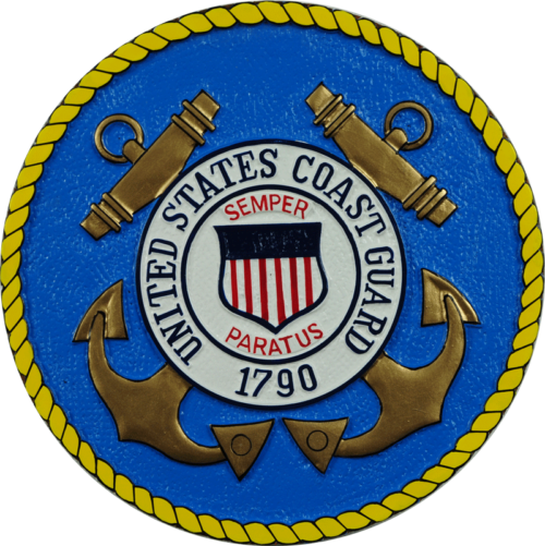 Coast Guard Plaques & Seals
