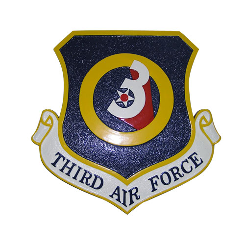 Air Force Plaques & Seals