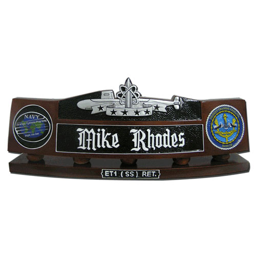 Marines Desk Nameplates