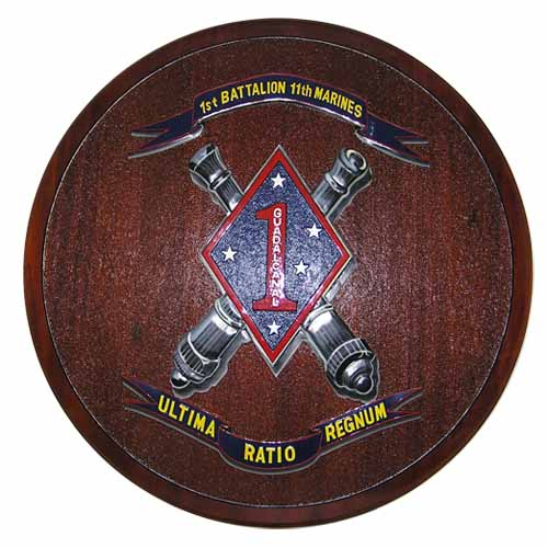 1st Battalion 11th Marines Seal