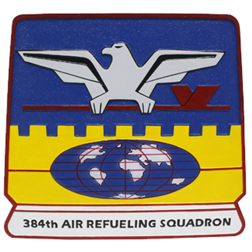384th ir Refueling SQ Emblem