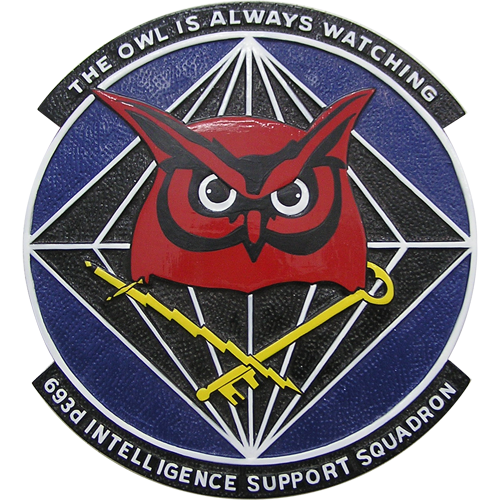 963rd Intelligence Support SQ Emblem