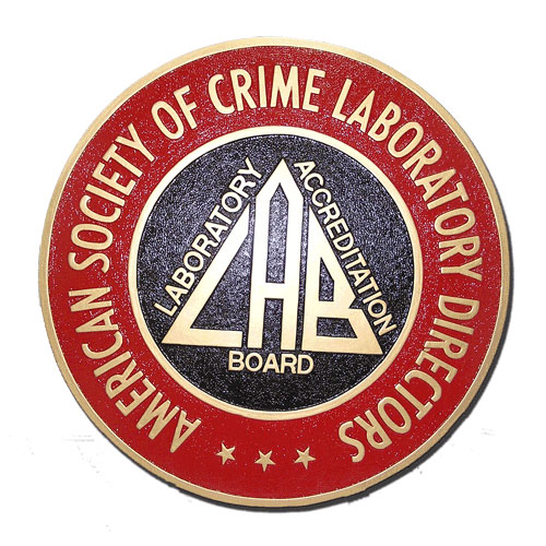 American Society of Crime Laboratory Directors Seal