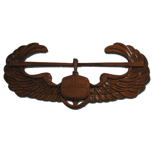 Air Assault Wings Plaque