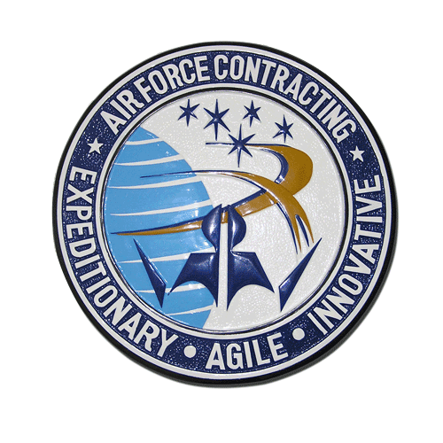 Air Force Contracting Seal