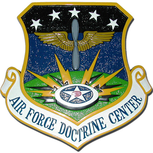 Air Force Doctrine Center Emblem