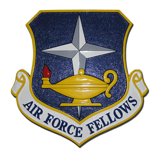 Air Force Fellows Emblem