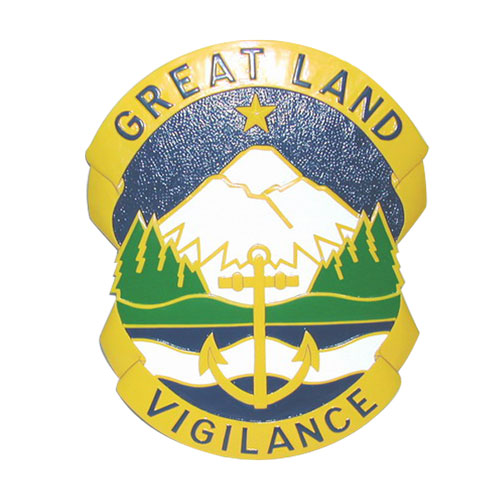 Alaska National Guard Emblem