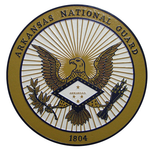 Arkansas National Guard Seal