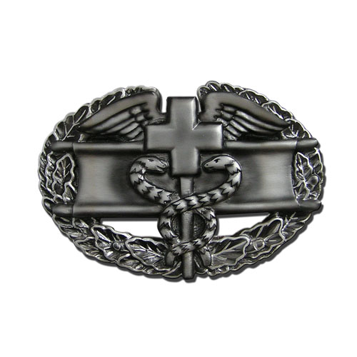 Army Combat Medic Badge (CMB) Insignia Plaque