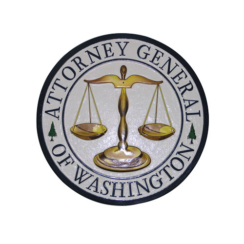 Attorney General of Washington Seal