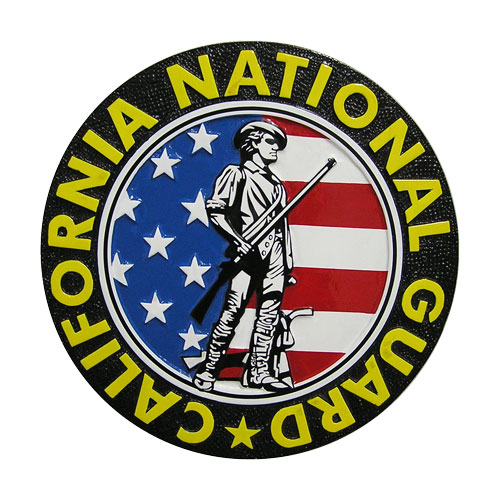 CA National Guard Seal
