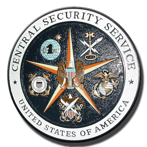US Central Security Service Seal