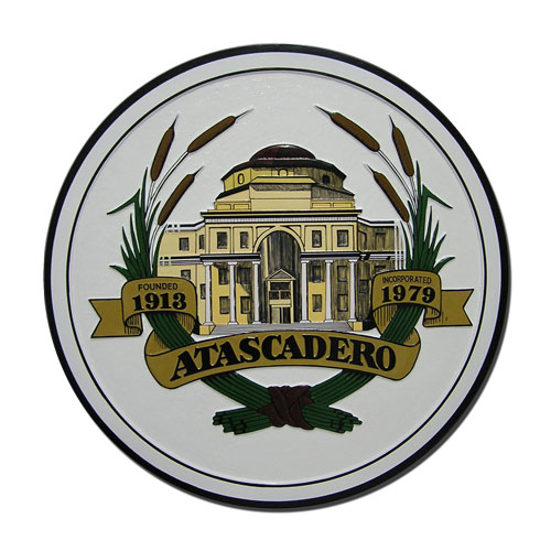 City of Atascadero Seal