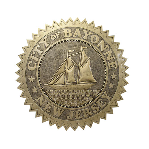 City of Bayonne NJ Seal