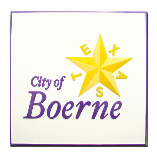 City of Boerne Emblem