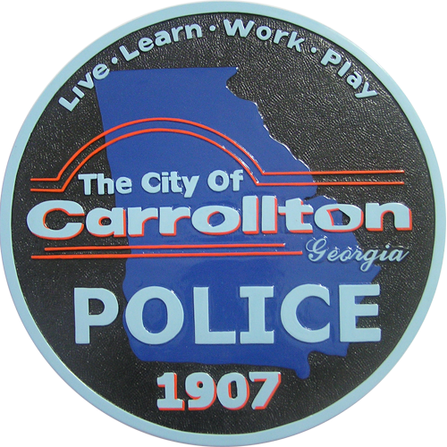 City of Carrollton Police Seal