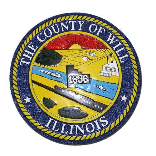 County of Will IL Seal