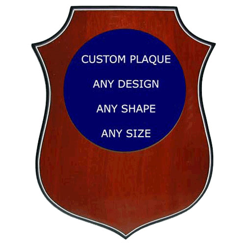 Custom Plaque Design