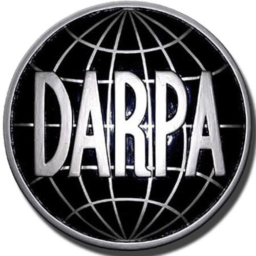 DARPA  Seal Plaque