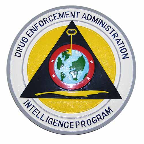DEA Intel Program Seal
