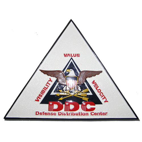 Defense Distribution Center Emblem