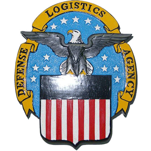 Defense Logistics Agency DLA Seal