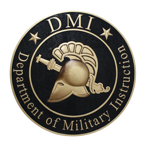 Department of Military Instruction Seal