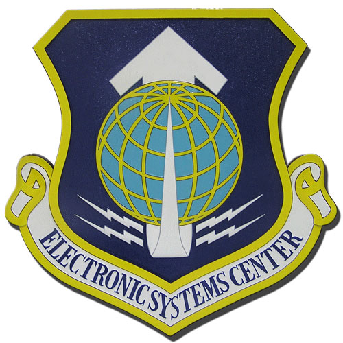 Electronic Systems Center Emblem