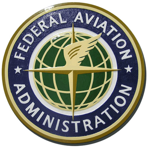 Federal Aviation Administration FAA  Seal