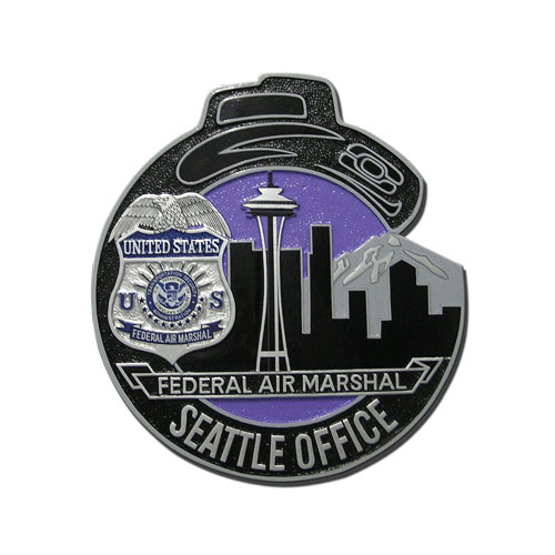 FAMS Seattle Office Emblem