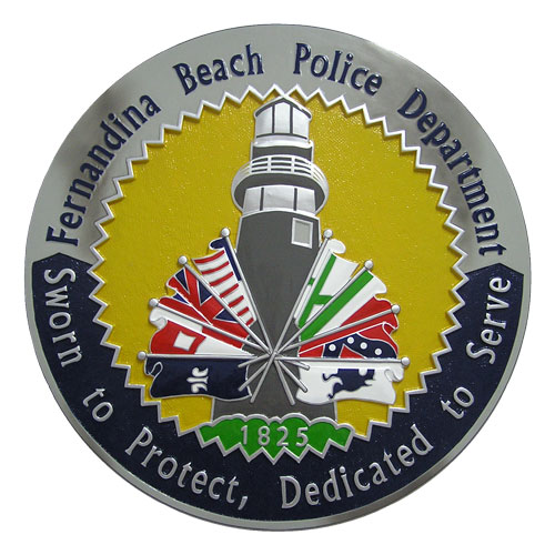 Fernandina Beach PD Seal