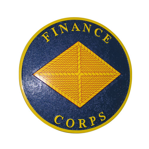 U.S. Army Finance Corps Seal