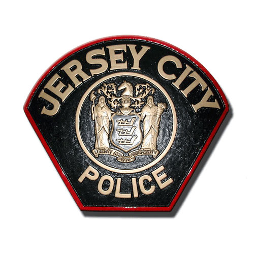 Jersey City Police Department Emblem