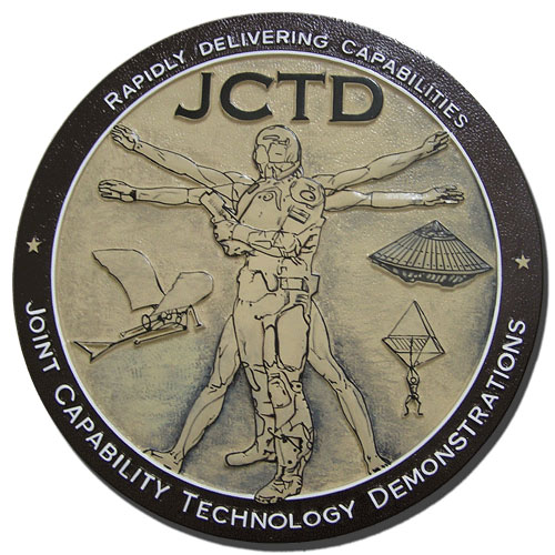 Joint Capability Technology Demonstrations JCTD Seal