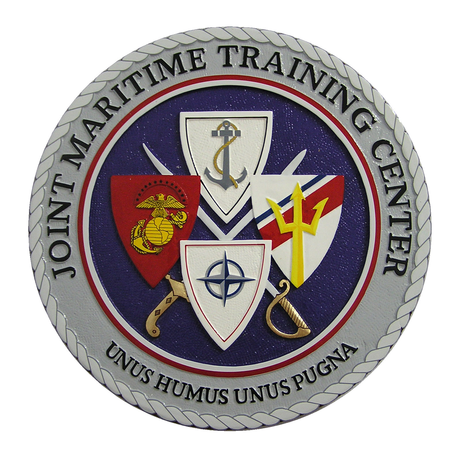 Joint Maritime Training Center Seal