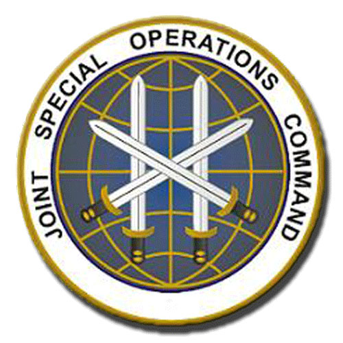 US Joint Special Operations Command JSOC Seal - Podium Plaque