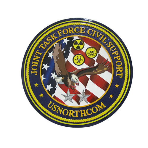 Joint Task Force Civil Support Seal