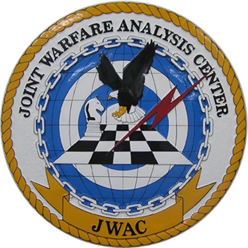 Joint Warfare Analysis Center Seal