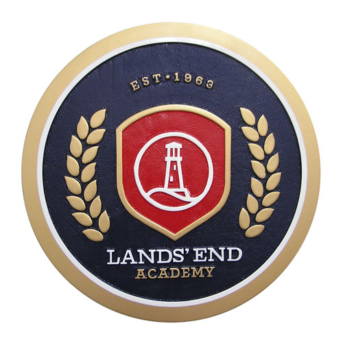 Lands End Academy Seal