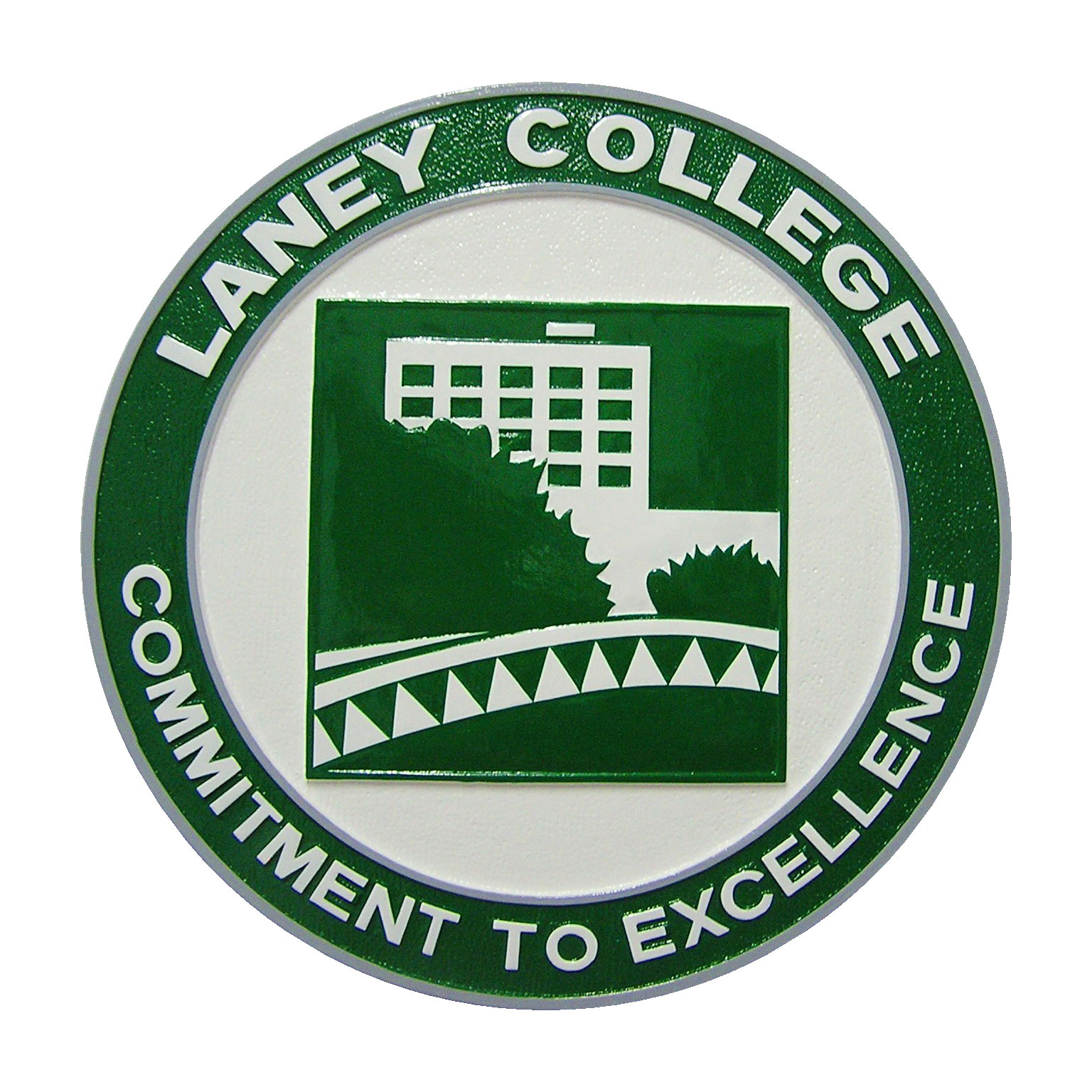 Laney College Seal