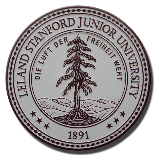 Leland Stanford Junior University Seal