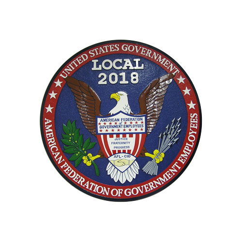 American Federation of Government Employees Seal