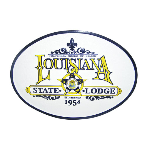 Louisiana State Lodge Emblem
