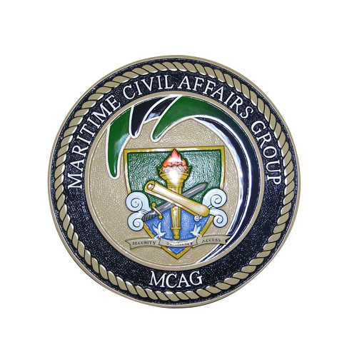 Maritime Civil Affairs Group Seal