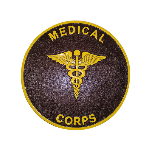 Army Medical Corps Seal