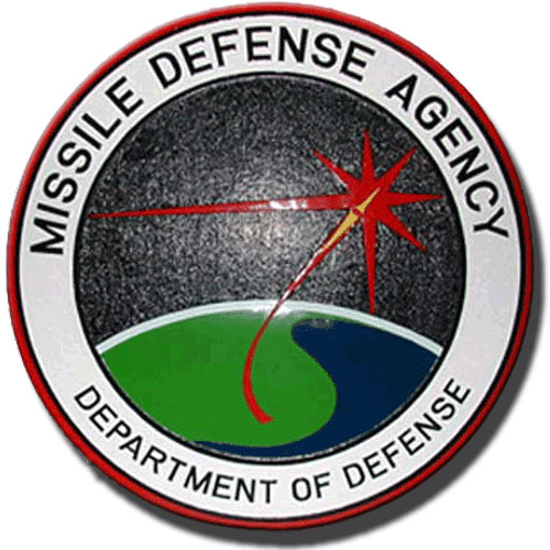 Missile Defense Agency MDA  Seal Plaque