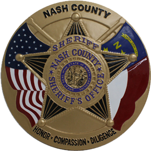 Nash County Sheriffs Office Seal