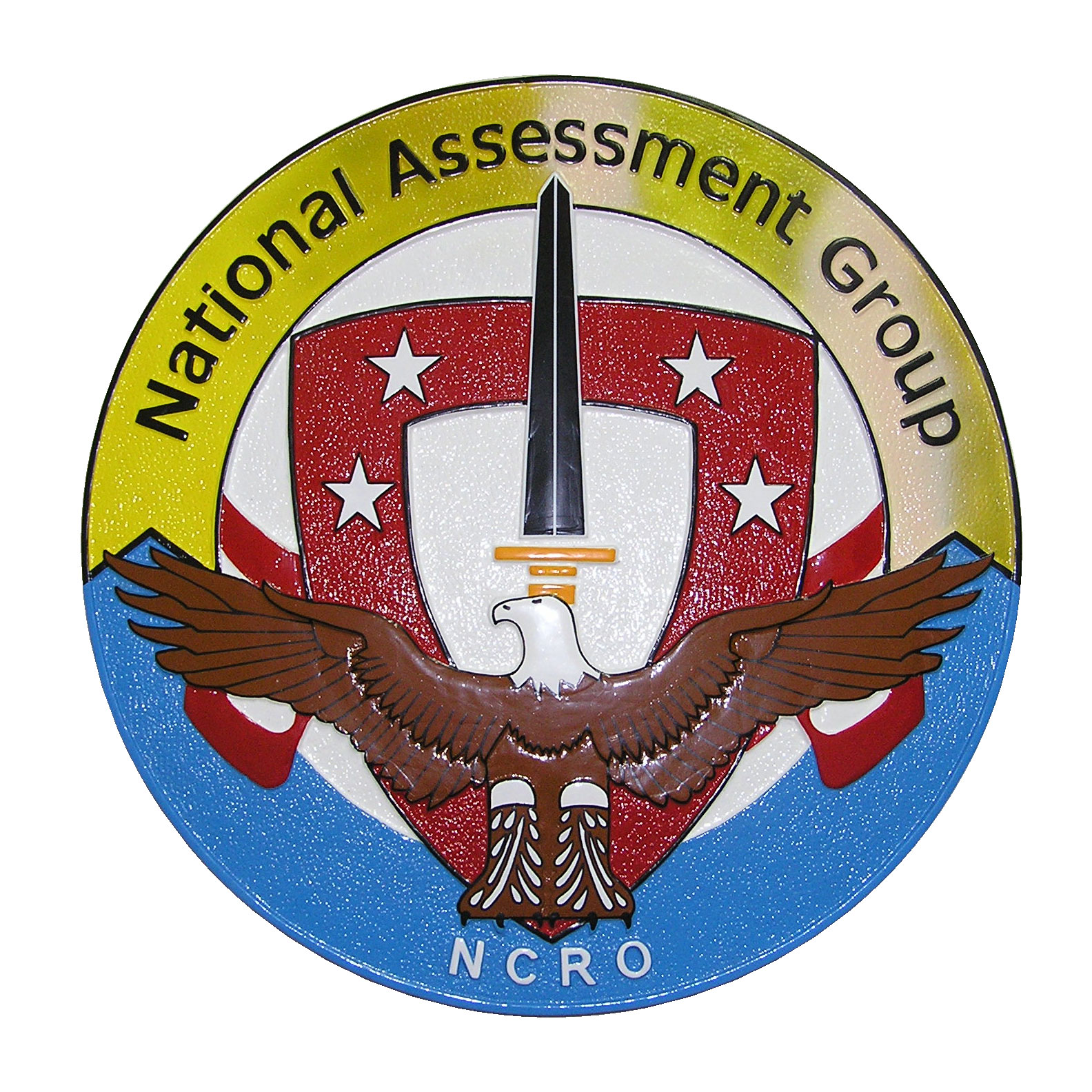 National Assessment Group Seal