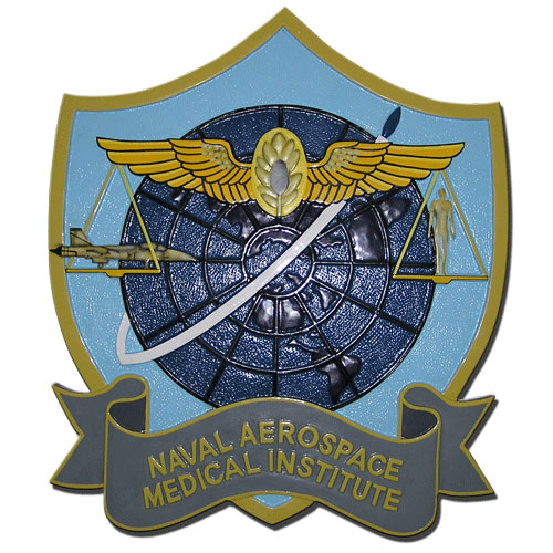 Naval Aerospace Medical Institute Emblem